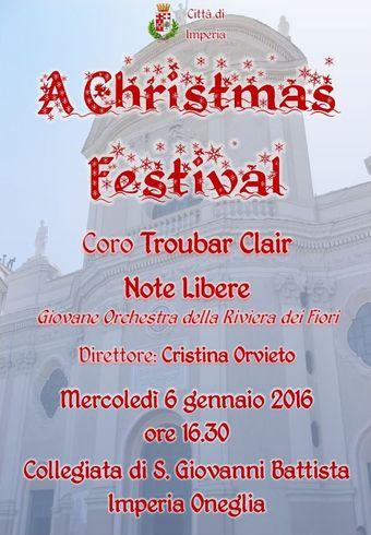 ChristmasFestival Imperia